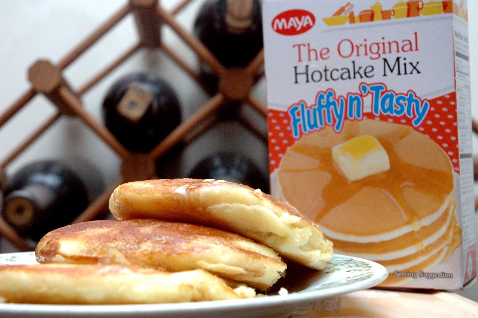 Dude for food the maya kitchen good food for over fifty years making the perfect hotcake is easy with maya with easy to follow instructions ccuart Images