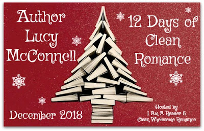 12 Days of Clean Romance –Marrying Miss Kringle: Frost by Lucy McConnell- $25 #Giveaway on NWoBS Blog