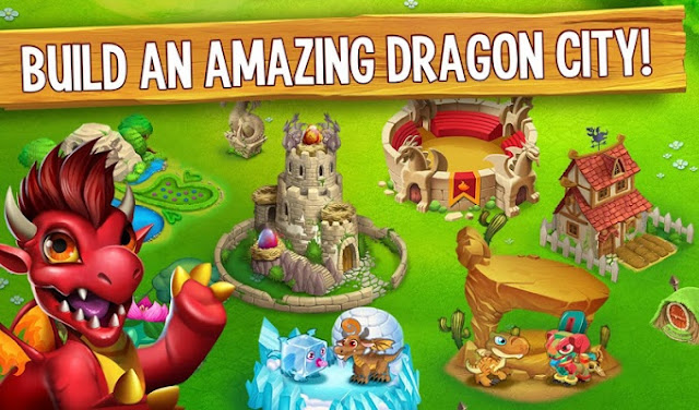 Dragon City MOD APK [Unlimited Money] Latest - Games Android