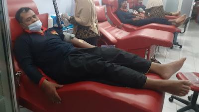 Ajak Warga Perkuat Persatuan, PGN Kota Madiun Gelar Donor Darah