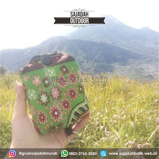 jual sajadah outdoor, sajadah batik, 0852-2765-5050