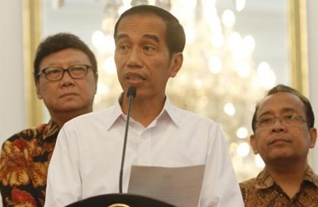 Presiden Jokowi Tegaskan Tak Segan Copot Menteri yang Tak Berhasil Capai Target