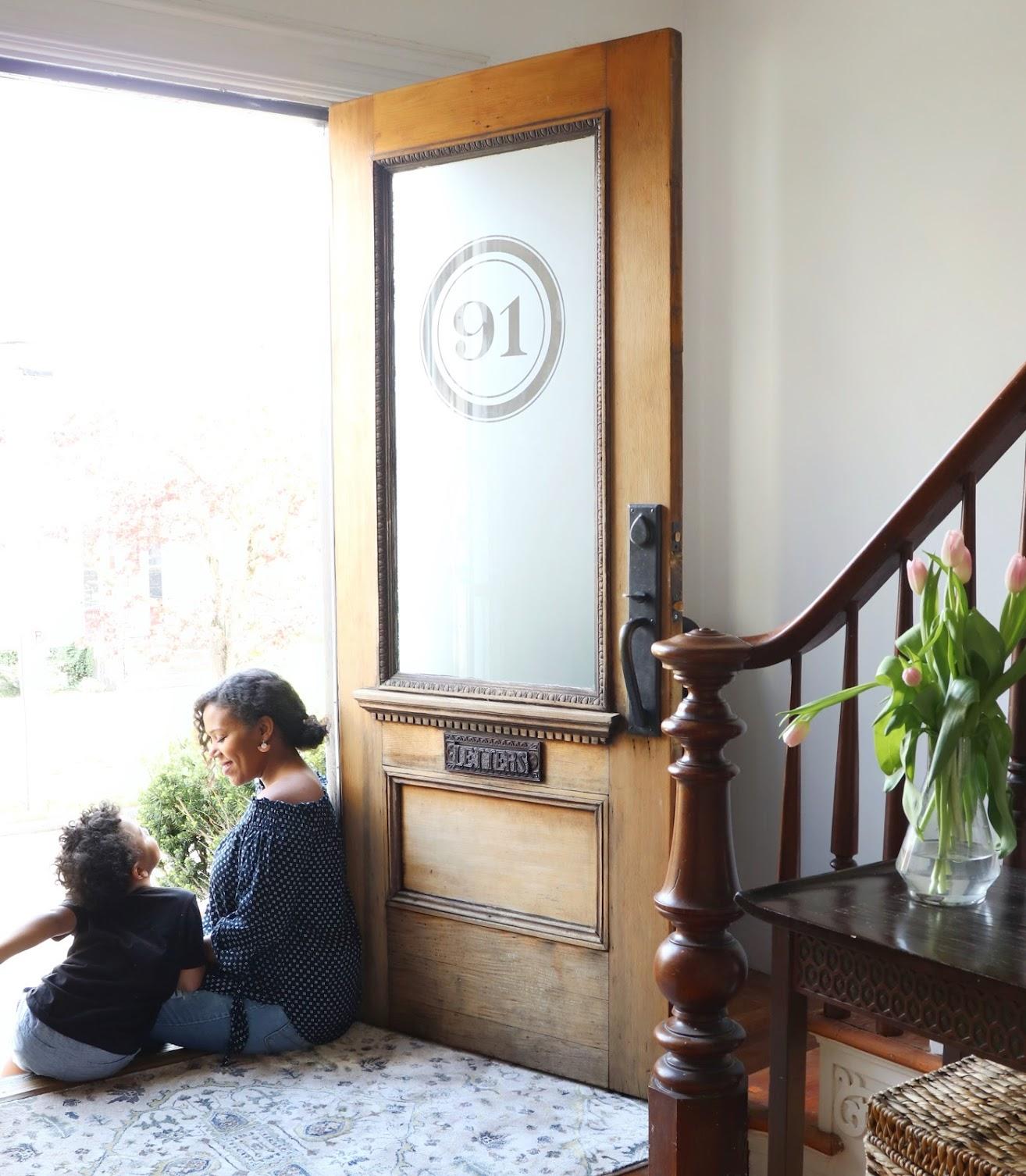 House Numbers For Front Door Easy