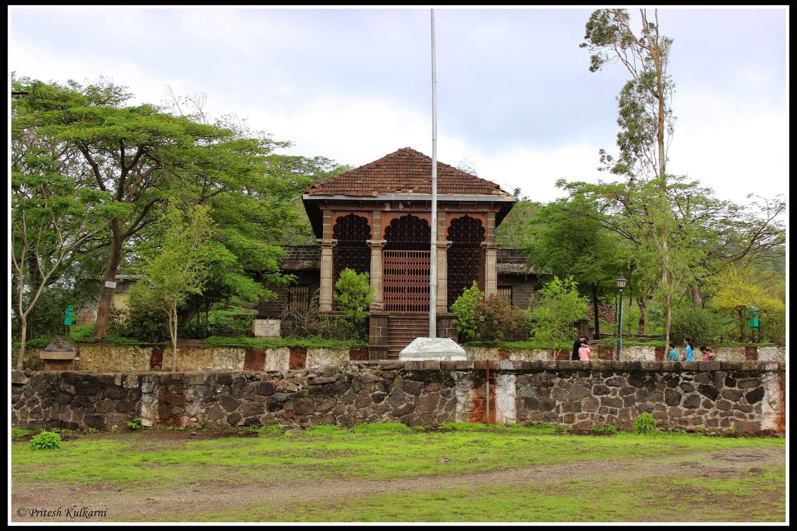 Shiv Kunj, Shivneri Fort