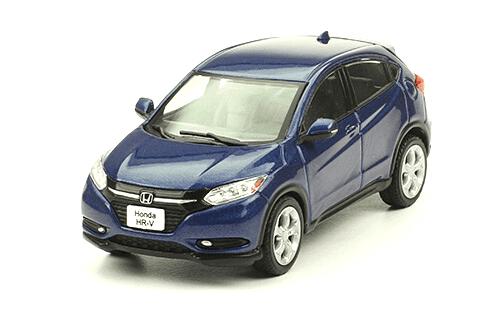 grandes autos memorables Honda HR-V 2016 1:43