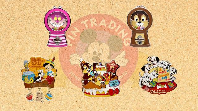 Pin Trading, 徽章交換, Disney, Disney Parks, HKDL, HK Disneyland, 香港迪士尼樂園度假區, Hong Kong Disneyland Resort, Reopening, 重開, Believe In Magic, 心信奇妙, Online