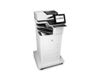 HP LaserJet Enterprise Flow MFP M635z Driver Download, Review