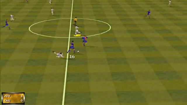 Fifa Soccer 97 (Demo) - Image du Jeu