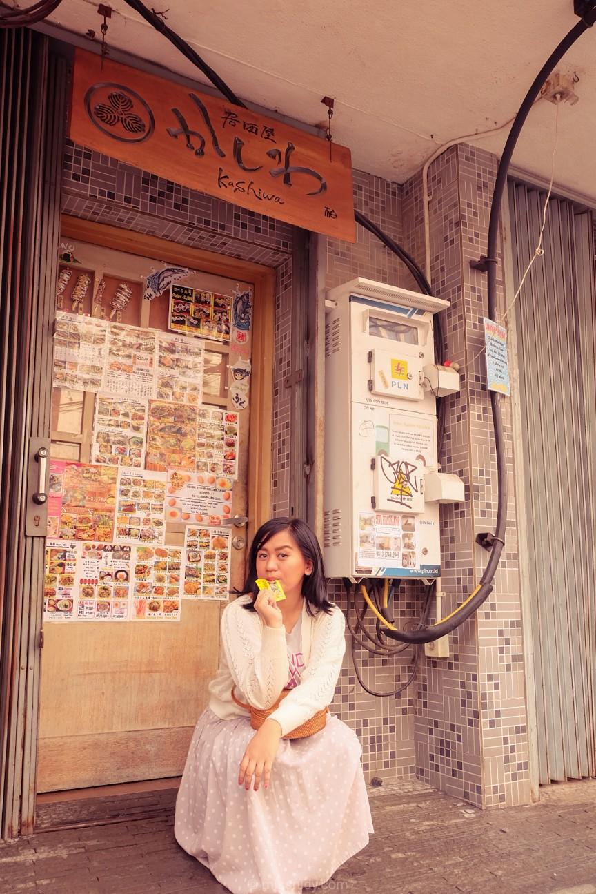 japanese restaurant di blok m jakarta