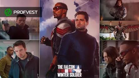 Сокол и Зимний Солдат (2021 год, 1 сезон) – актеры, роли и дата выхода нового сериала