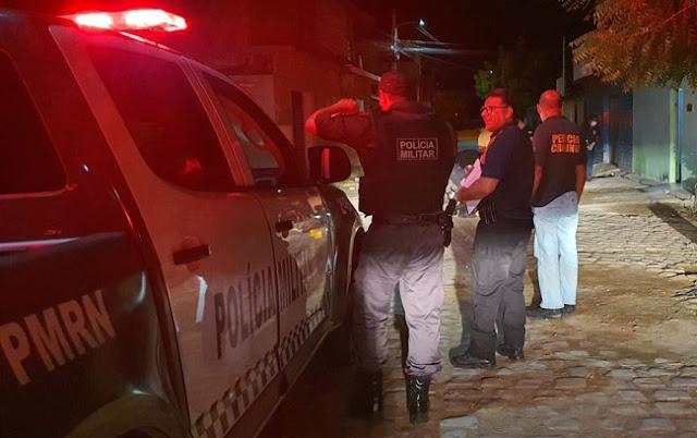 Usuário de droga é morto a tiros em via pública na Comunidade do Ouro Negro em Mossoró