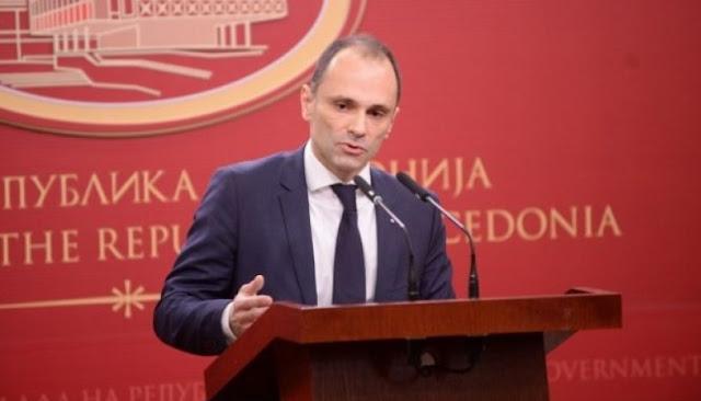 Ministro della Sanità nella Macedonia del Nord dice Covid-19 e presente dall'inizio dell'anno