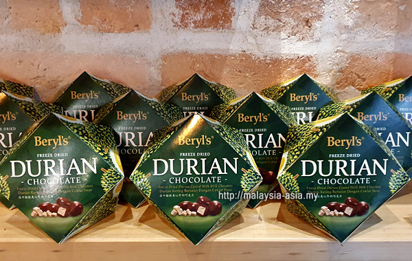 Durian Chocolate Malaysia