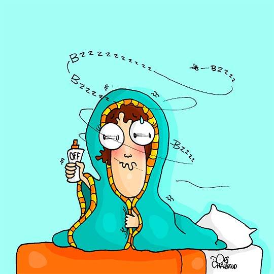 Ilustración de Ori Chalbaud
