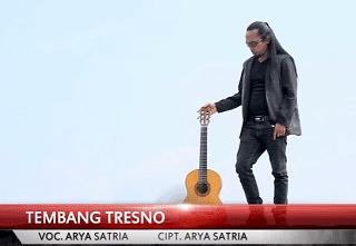 Lirik Lagu Tembang Tresno - Arya Satria