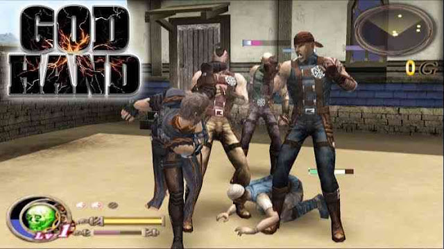 cheat god hand ps2