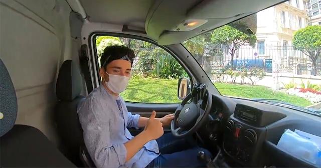 F1: Ο Λεκλέρκ είναι εθελοντής στον Ερυθρό Σταυρό του Μονακό