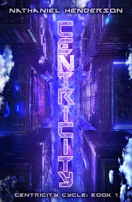 book cover of Centricity by Nathaniel Henderson