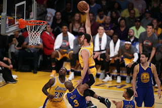 Larry Nance Slam dunk of the Year