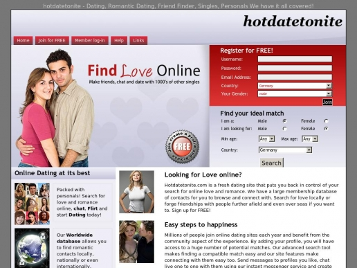 Website for couples to meet other couples