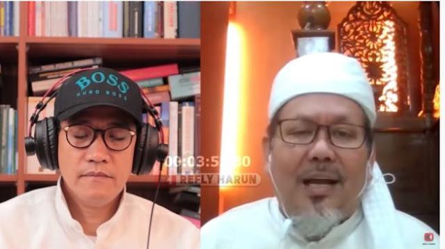 Ustadz Tengku: Kalau Jokowi Wafat Kyai Maruf jadi Presiden, Baru Saya Bantu