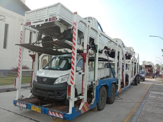 Bikin Kaget! Pemesanan Mobil Esemka Bima di Lampung Tembus 1.000 Unit