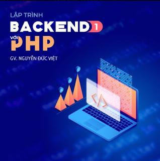 Lập trình backend với PHP phần 1 ebook PDF-EPUB-AWZ3-PRC-MOBI
