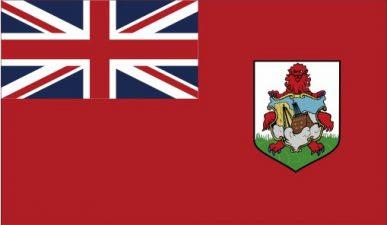 Gambar Bendera Bermuda