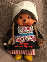 Monchhichi Holland Girl 276400