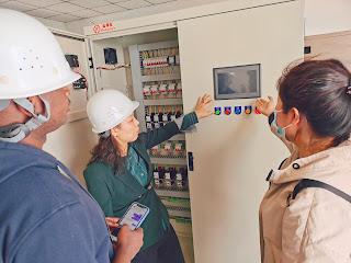 Customer visiting hongdefa