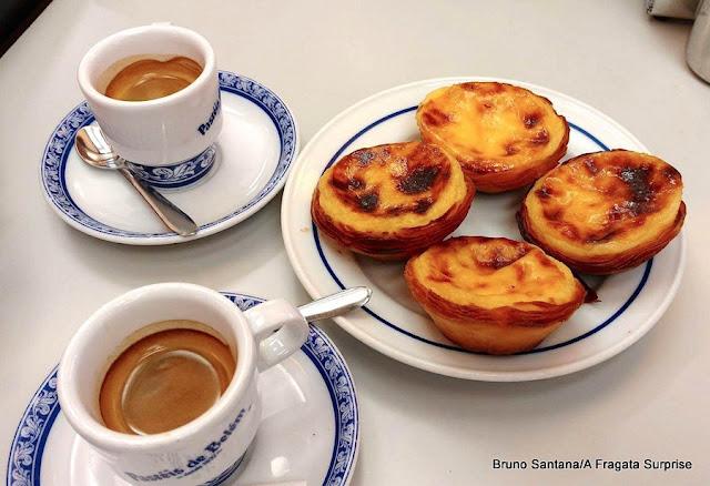 Pastel de Belém, Lisboa, Portugal