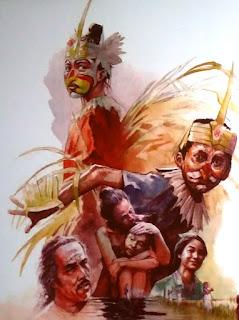 Film Sekala Niskala bercerita tentang filosofi tradisi dari Bali
