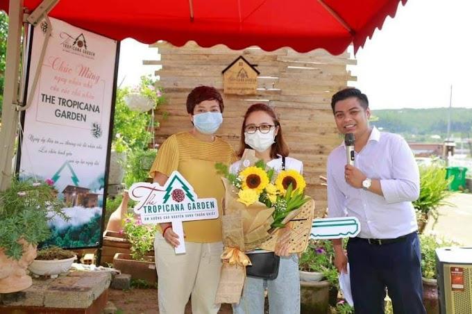 Lễ bàn giao nhà và Cảm nhận của cư dân về The Tropicana Garden Bảo Lâm