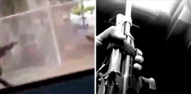 El grupo de élite del 'Mayo' se desplegó en Nayarit y Zacatecas e intimidan o ejecutan sin descender de la camioneta