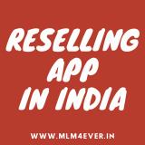 Reselling App in Indai