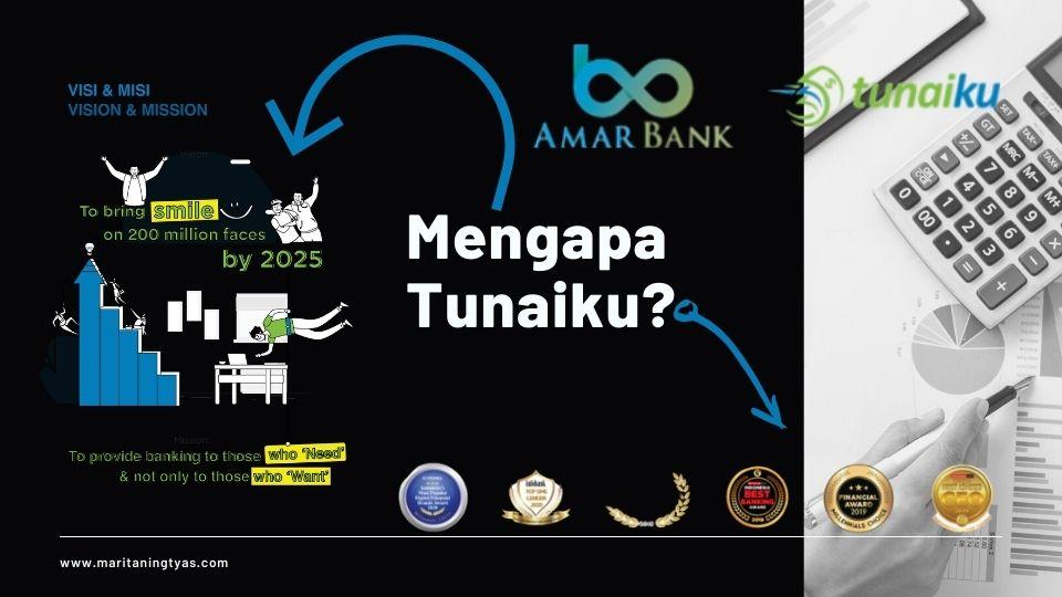 alasan memilih Tunaiku dari Amar Bank