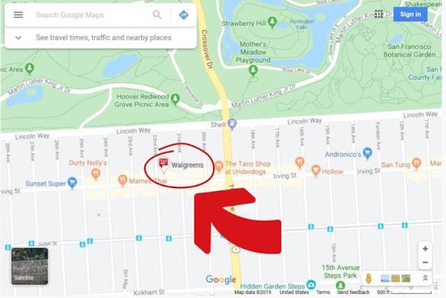 كورس الربح من خرائط جوجل