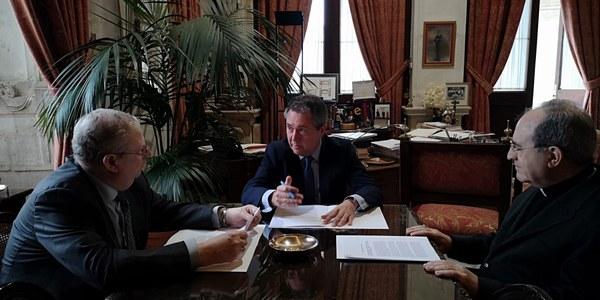 Comunicado oficial sobre la Semana Santa de Sevilla 2020
