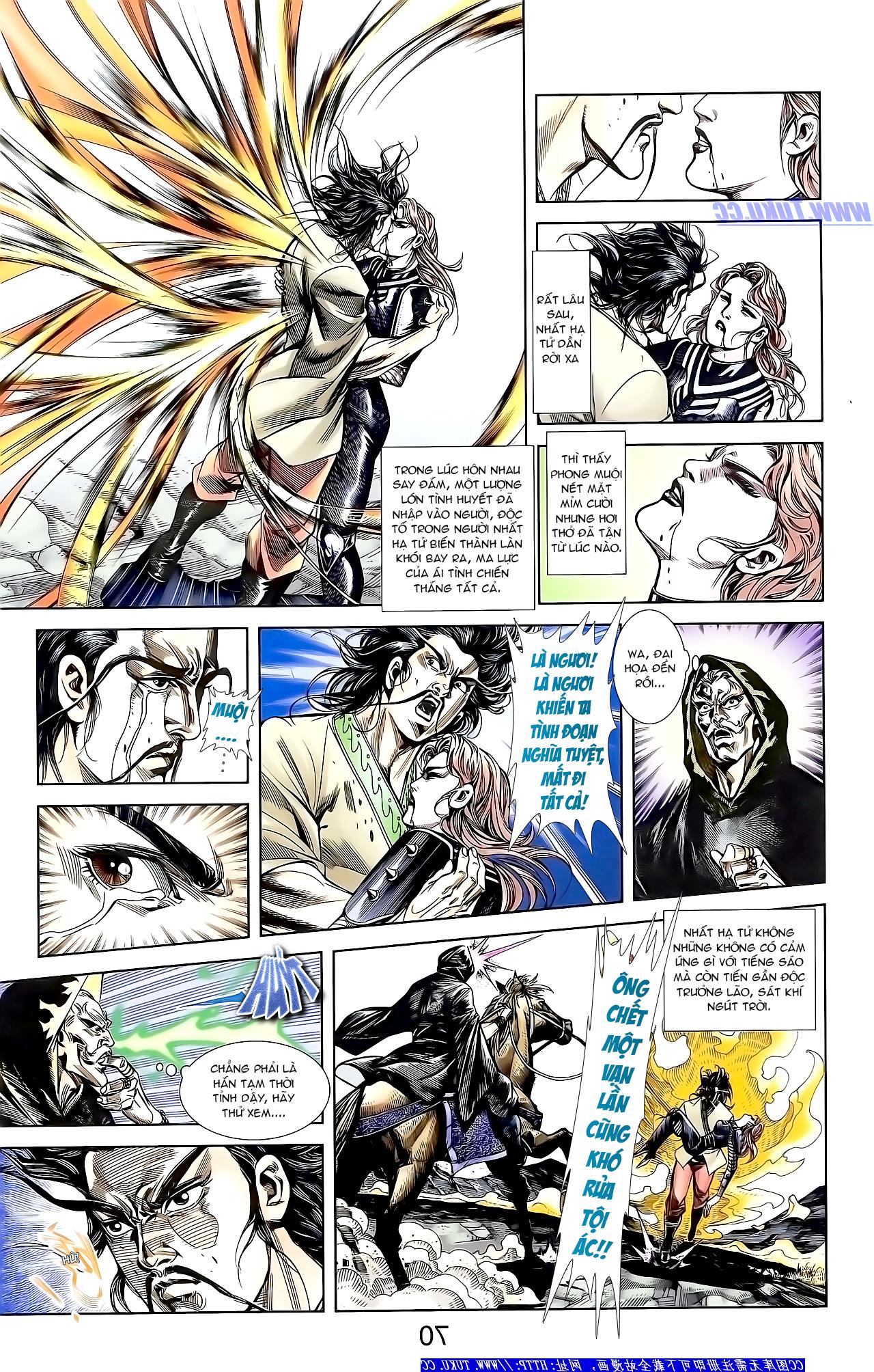 Cơ Phát Khai Chu Bản chapter 158 trang 7