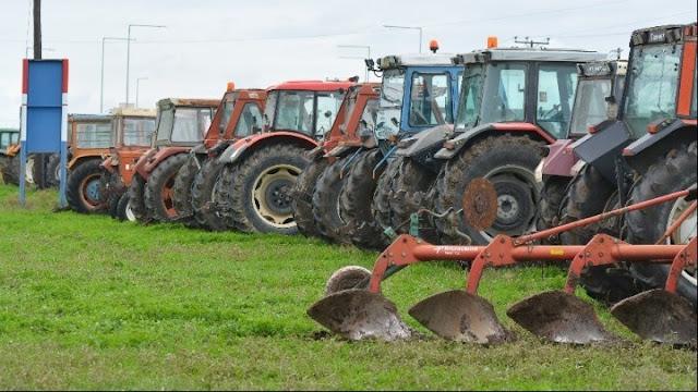 Αντιδρούν Αγροτικοί Σύλλογοι για τις δυσκολίες στη μετακίνηση των αγροτών στα χωράφια τους