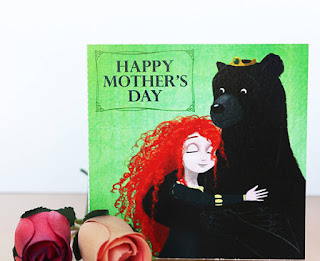 Disney Mothers Day cards