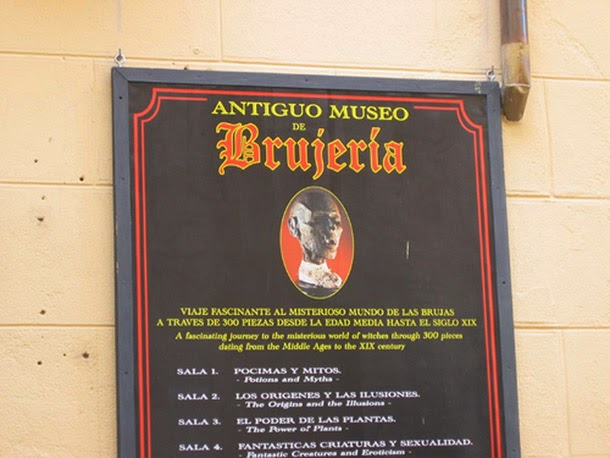 museu de bruxaria, segóvia, espanha, bizarro, bruxas, feitiços, terror