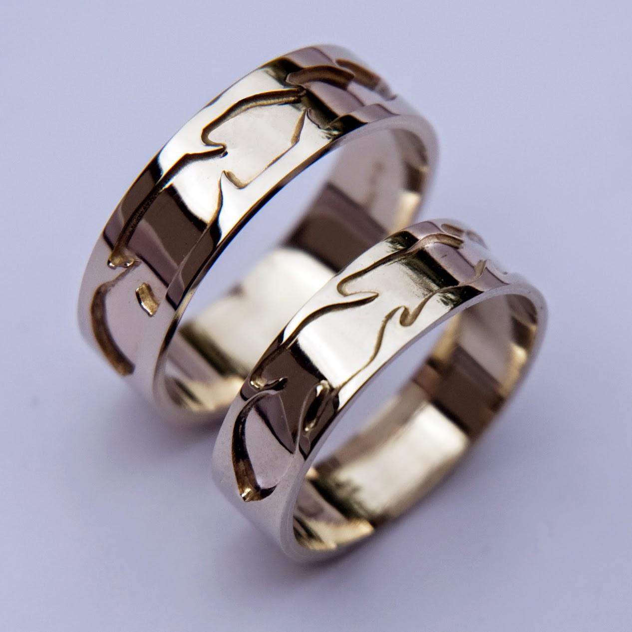 Zhaawanart Fisher Star Creations Wedding Rings Design: Native American Wedding Ring Designs At Websimilar.org