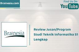 Review Jusan/Program Studi Teknik Informatika S1 Lengkap