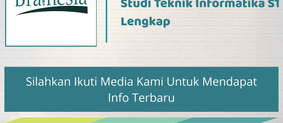 Review Jusan/Program Studi Teknik Informatika S1 Lengkap