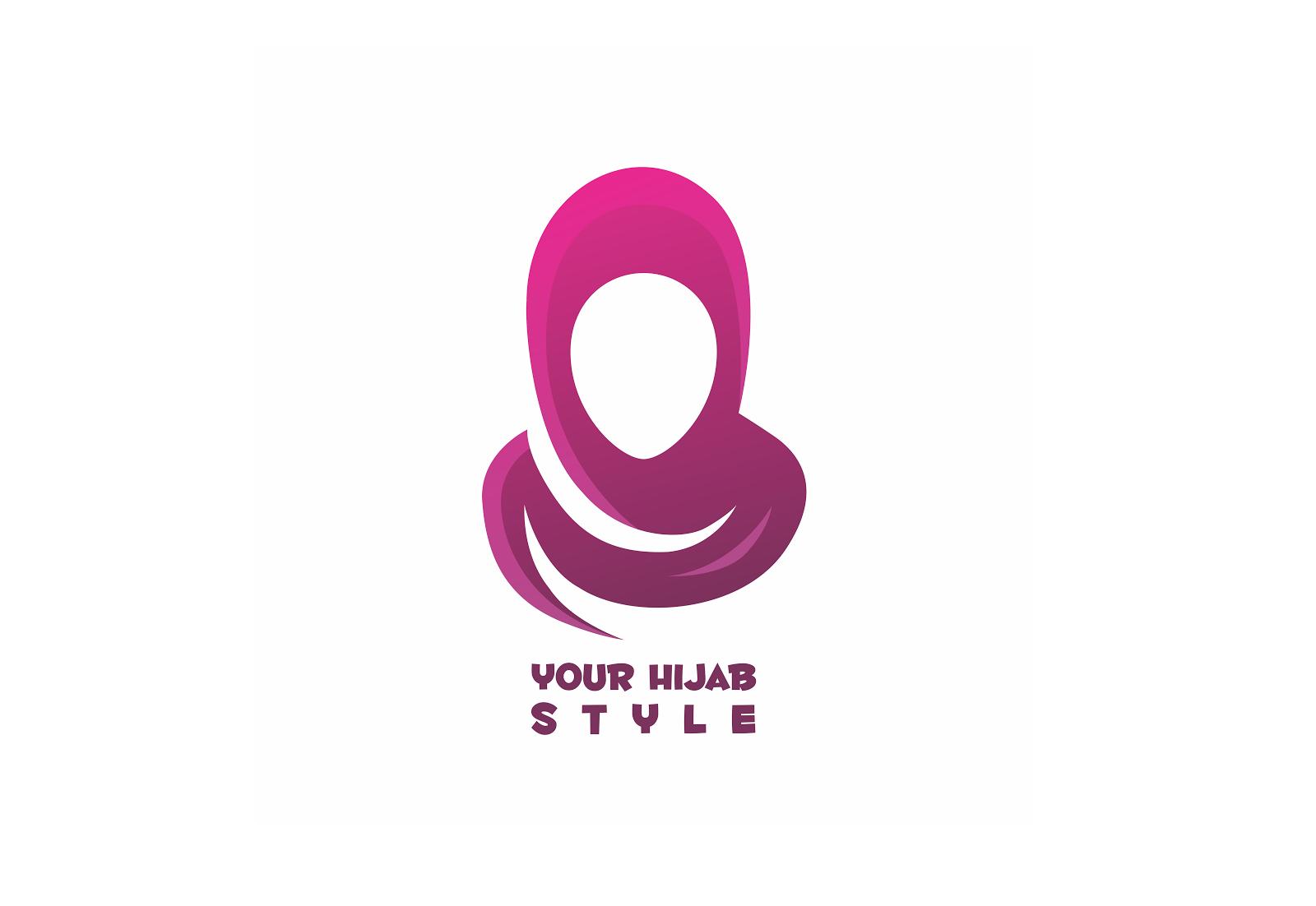 Download Kumpulan Gambar Kartun Hijab Shopping