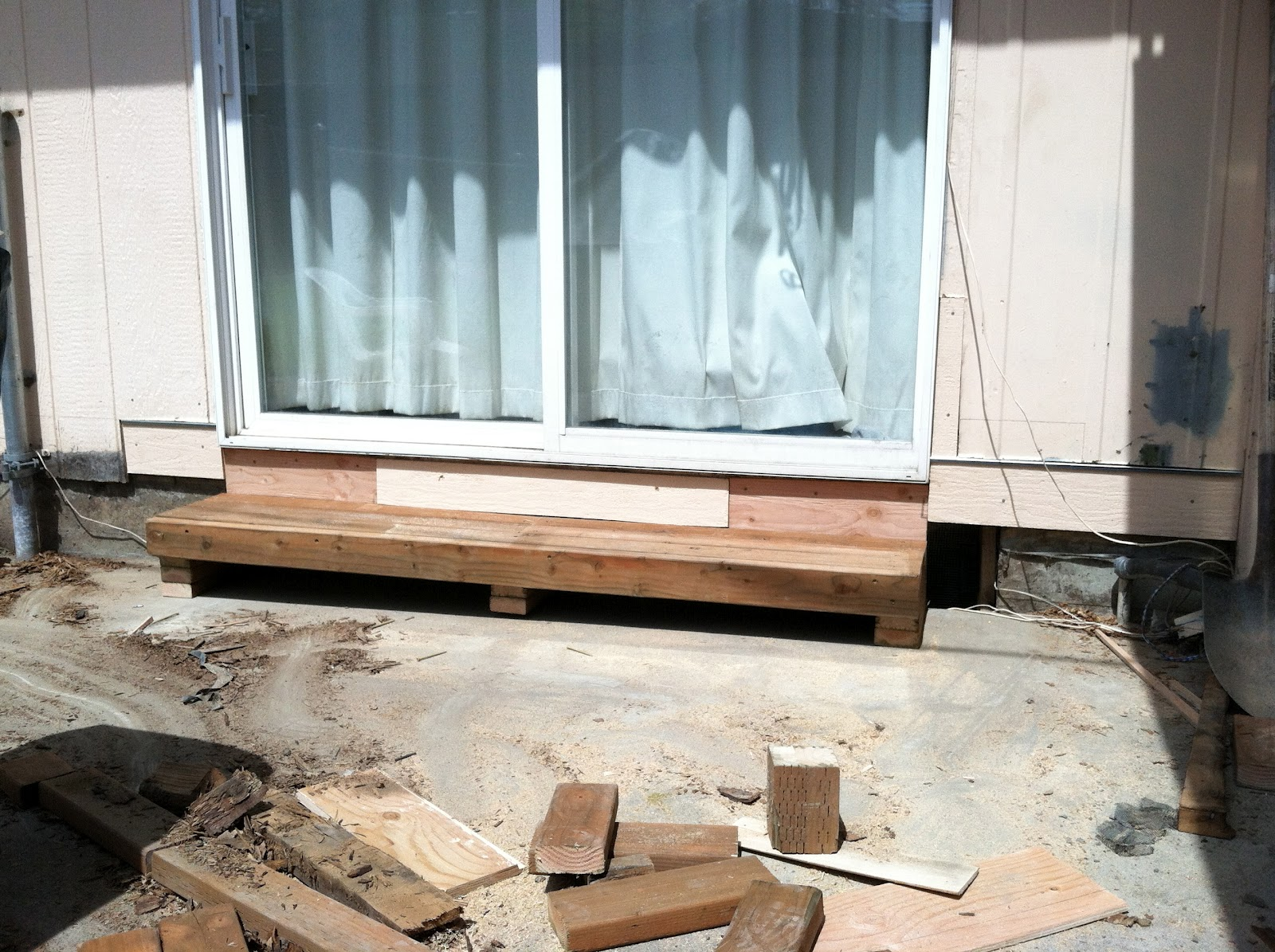 Consider It Done Construction Dry Rot Damage Under