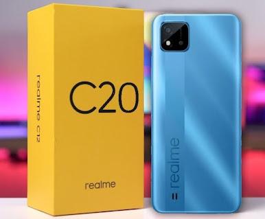 ريلمي Realme C20