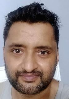 UX Author Balram
