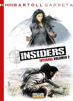 Insiders (Integral 2) - Jean-Claude Bartoll, Renaud Garreta (2016)